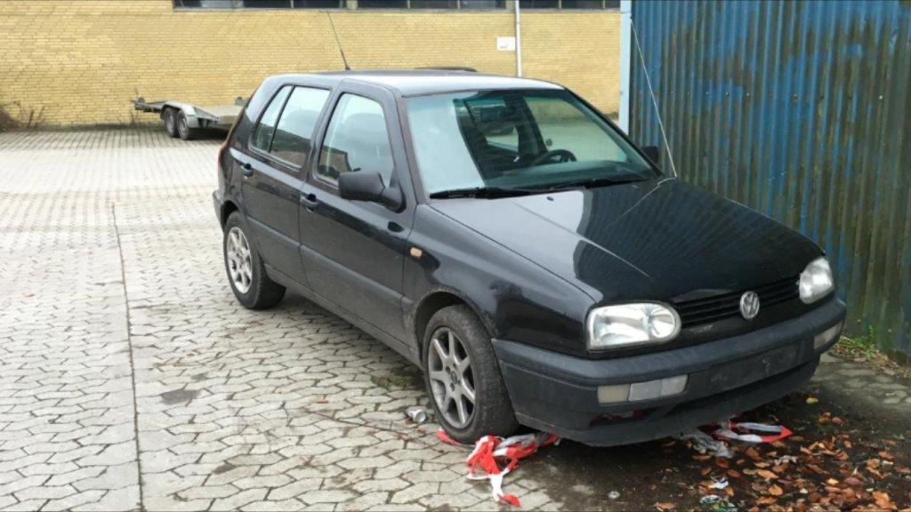 VW Golf lll